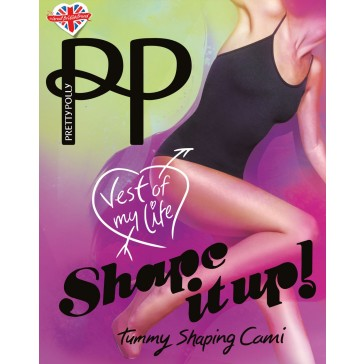 Pretty Polly Shape It Up Shaper Cami