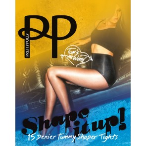 Pretty Polly Shape It Up Tum Shaper Tights